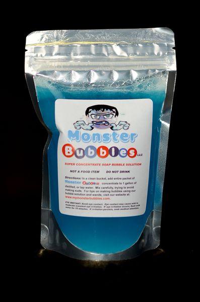 Monster Bubbles Super Concentrate Soap Bubble Solution