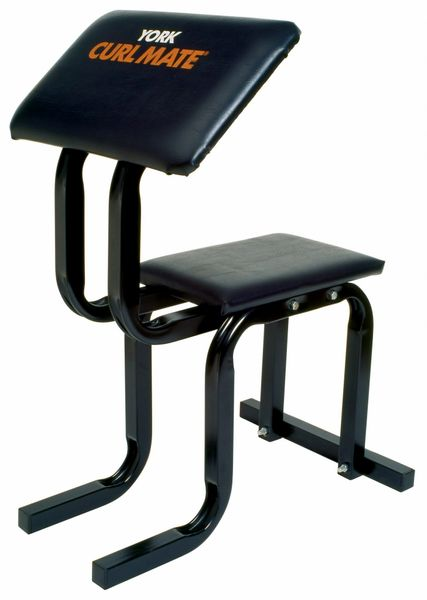 YORK SEATED CURL BENCH ITEM #4902