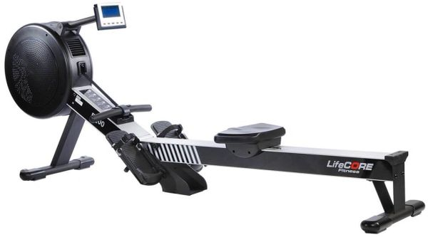 Lifecore R100 Commercial Folding Rower - Rowing Machine, Better Then Concept 2