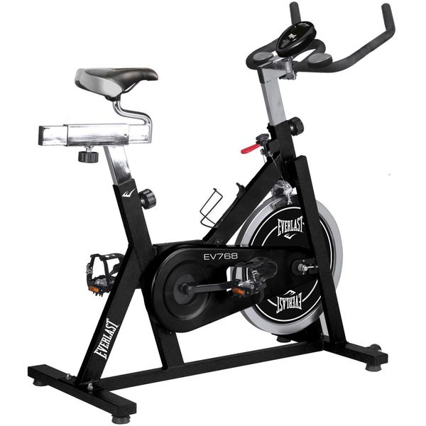 EVERLAST EV768 SPIN BIKE UPRIGHT CYCLE