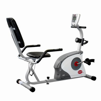 SIRUS S305 RECUMBENT CYCLE MAGNETIC BIKE