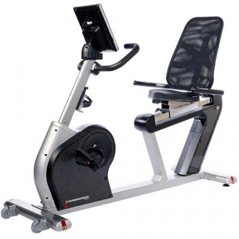 NEW DIAMONDBACK 510 SR RECUMBENT BIKE, AUTOMATIC MAGNETIC TENSION