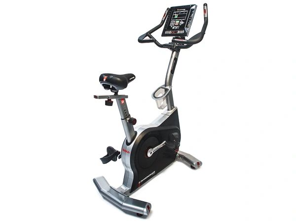 NEW DIAMONDBACK 910 UB AUTOMATIC PROGRAMMABLE MAGNETIC RESISTANCE QUITE UPRIGHT STATIONARY EXERCISE BIKE