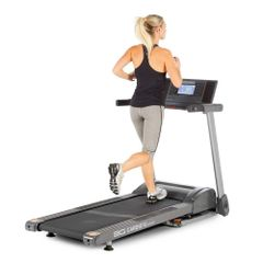 3G CARDIO 80I FOLD UP OR FOLD FLAT TO THE GROUND, TREADMILL, 3 H.P CONTINUOUS MOTOR,