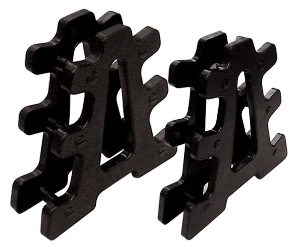 YORK BLACK VINYL DUMBELL TREE/ STAND/RACK, SMALL OR LARGE, ITEM 1259 & ITEM 1269, $19.99, $19.99, Now Available, 30 Aug 2021 30 Aug 2021