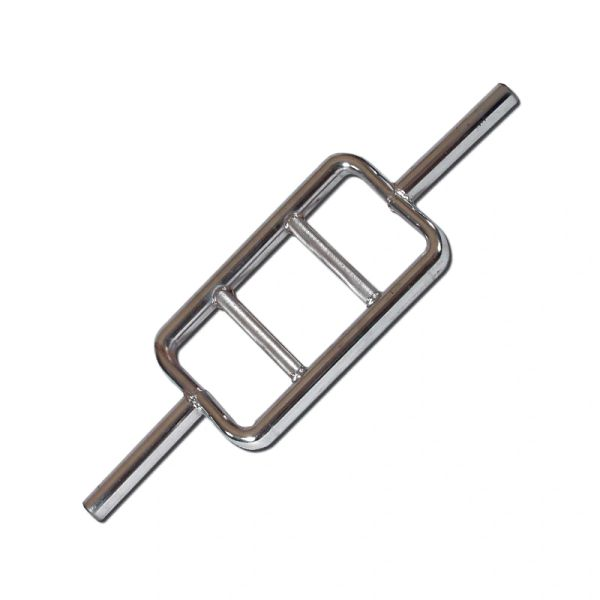 """YORK 34"""" TRICEP BAR 1"""" SOLID STEEL ITEM 6410, 21 Sept Now Available, $43"""