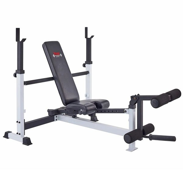 YORK FTS OLYMPIC COMBO BENCH W/ LEG DEVELOPER SALE ITEM 48005, 3 Oct 2021, Now Available, $599