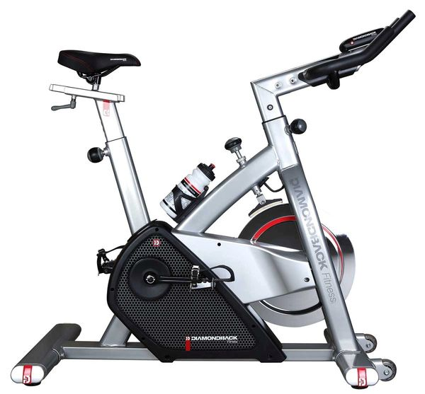 Diamondback 510IC Automatic Programable Magnetic Resistance Quite Spin Bike