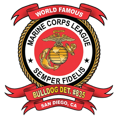 "Marine Corps League San Diego, CA  ""World famous  Bulldogs"""