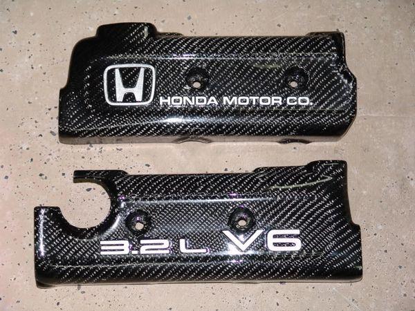 91-95 Acura/Honda Legend (KA7/KA8) Fuel Rail Covers