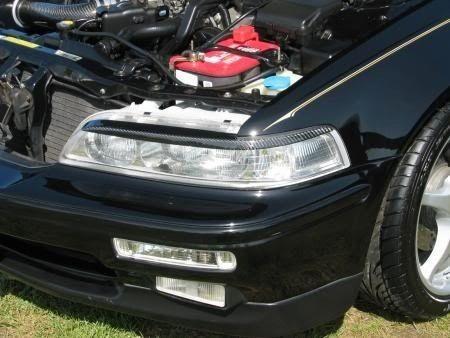 91-95 Acura/Honda KA8 Coupe Eyelids (Type I)