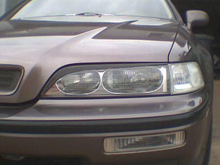 91-95 Acura/Honda KA8 Coupe Eyelids (Type II)