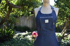 Full denim Apron