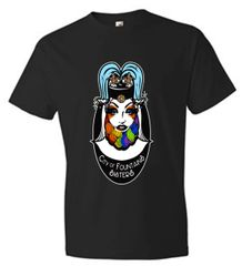 City of Fountains Sisters Unisex Short Sleeve Tee