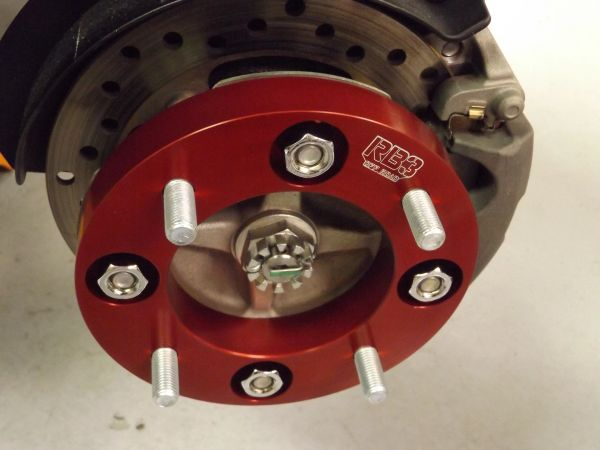 "1"" Honda Pioneer 1000 Wheel Spacers"