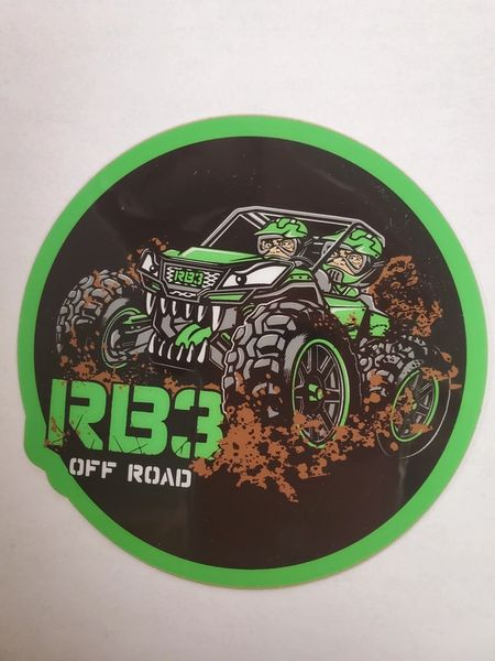 """RB3 round decal 3"""""""