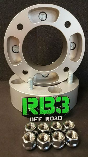 "RB3 Ultra LIght Spacers 4/110 to 4/136 - 2""Wheel Spacers"