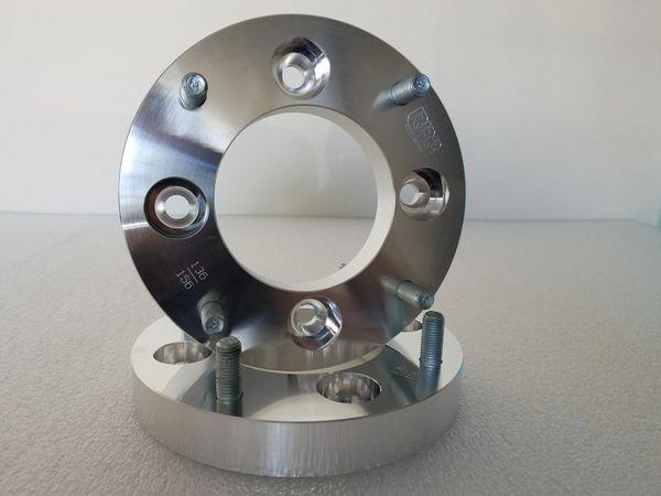 "4/136 to 4/156 1""wheel adapter - single"