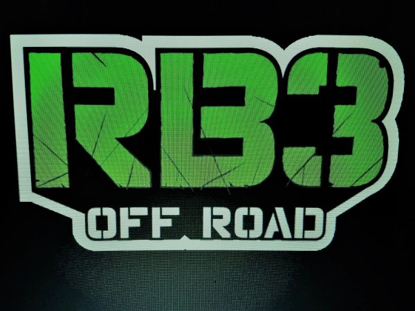 "RB3offroad Stick 2""x4"""