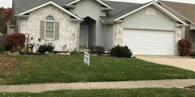 Real Estate Home located in Western Muncie, Indiana sold at Auction with Mr Bid Auctions.com