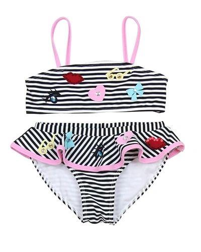 Biscotti & Kate Mack Oodles of Doodles bikini