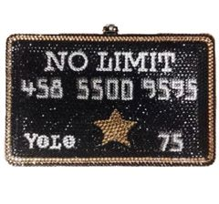 Crystal YOLO Clutch Adult Sized
