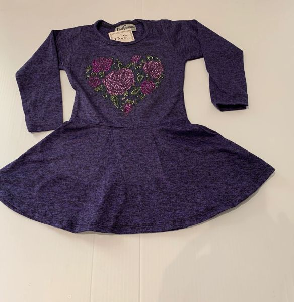 Dori Purple Dress