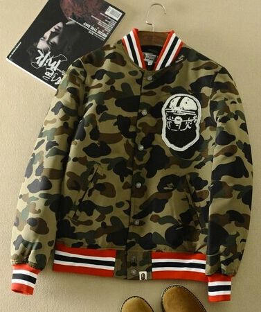 Varsity Jacket By Bathing Ape ®