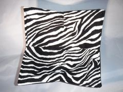 Microwaveable Bowl - Zebra Stripes