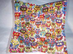 Microwave Bowl Cozy Goofy Owls