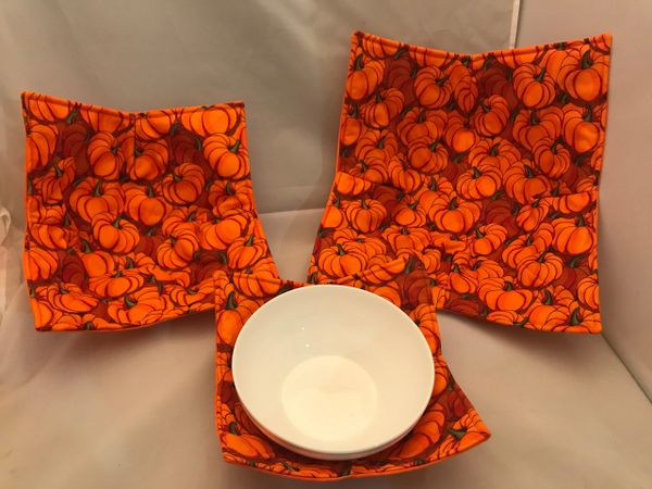 Microwaveable Bowl - Pumpkins