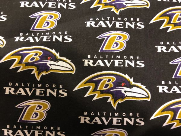 Microwaveable Bowl Cozy / Baltimore Ravens