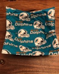 Microwaveable Bowl Cozy / Dolphins