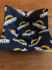 Microwaveable Bowl Cozy / LA CHARGERS