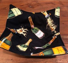 Microwaveable Bowl - Champagne Toast
