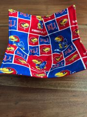 Microwaveable Bowl Cozy / Kansas University