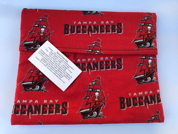 Baked Potato Bag /Tampa Bay Buccaneers