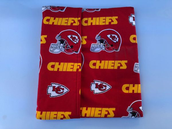Baked Potato Bag / KC Chiefs