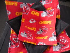 Microwaveable Bowl Cozy / Chiefs