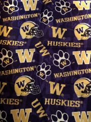 Microwaveable Bowl Cozy /University of Washington
