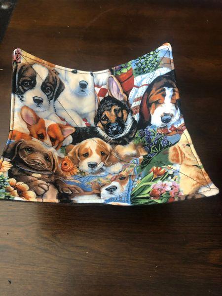 Microwaveable Bowl - Doggies