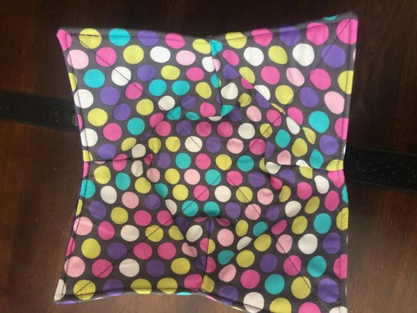 Microwaveable Bowl - Bright dots