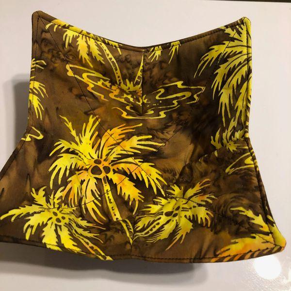 Microwaveable Bowl -Palm Tree Island