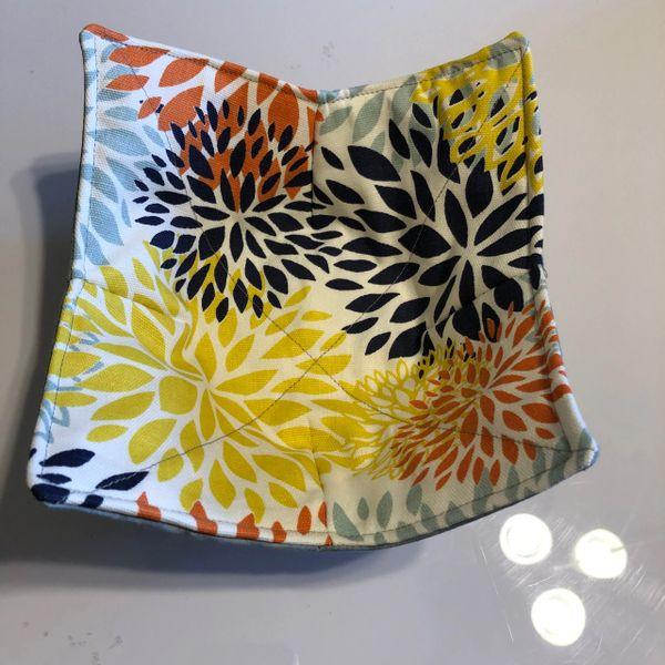 Microwaveable Bowl -Blooms Maya