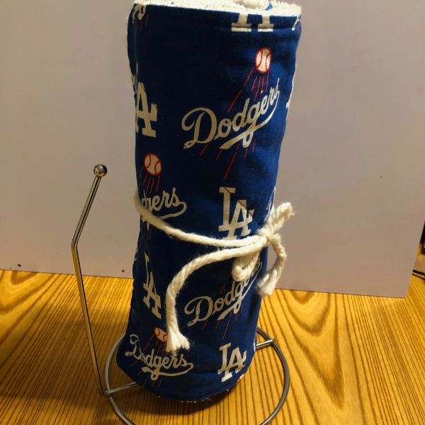 Un-Paper Towels Dodgers; Made in the USA!