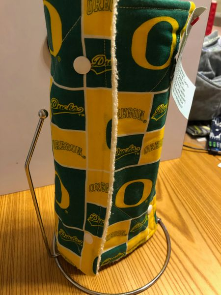 Un-Paper Towels Oregon Ducks; Made in the USA!