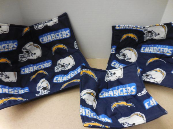 Microwaveable Bowl Cozy - SAN DIEGO CHARGERS