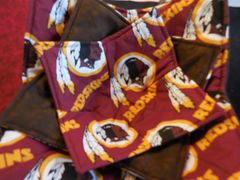 Microwaveable Bowl Cozy /Washington Redskins