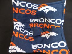 Microwaveable Bowl Cozy Broncos