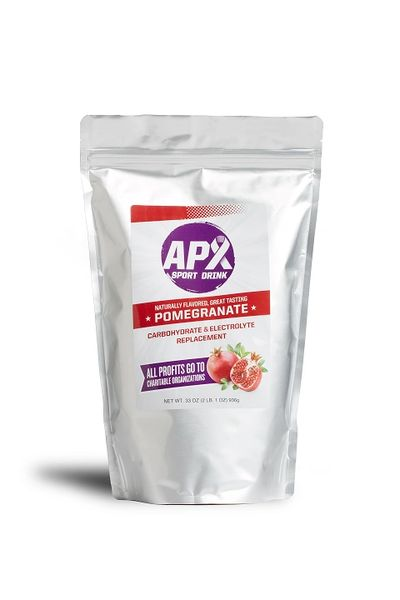 33oz bag (26-servings at 24 oz./serving) Bulk Pack, Pomegranate